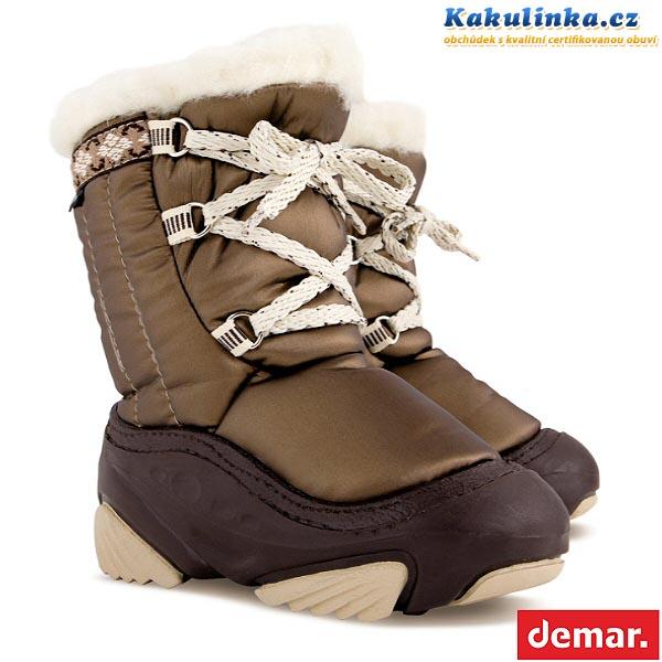 Zimní boty Demar JOY A - velikost 28 29   Kakulinka.cz 396c055e8c